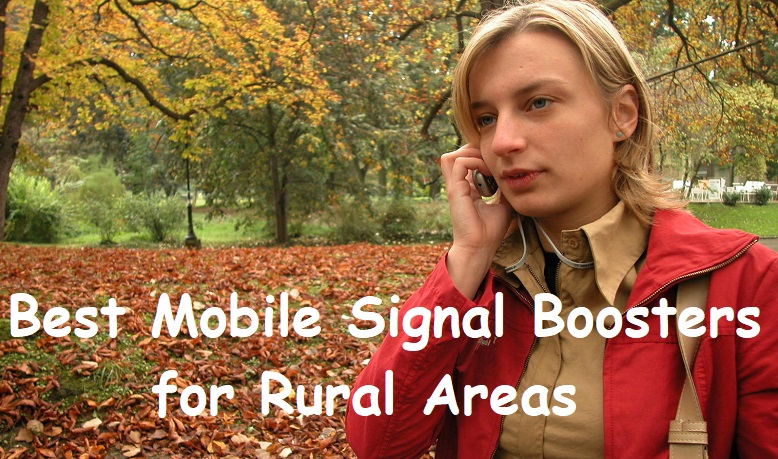 best mobile signal boosters for rural areas